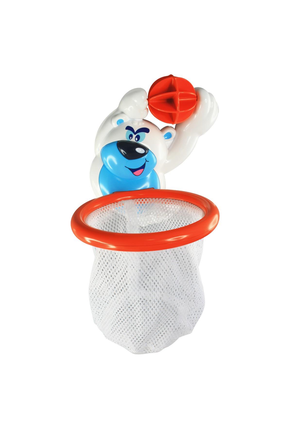 Koszykówka zabawka kąpielowa