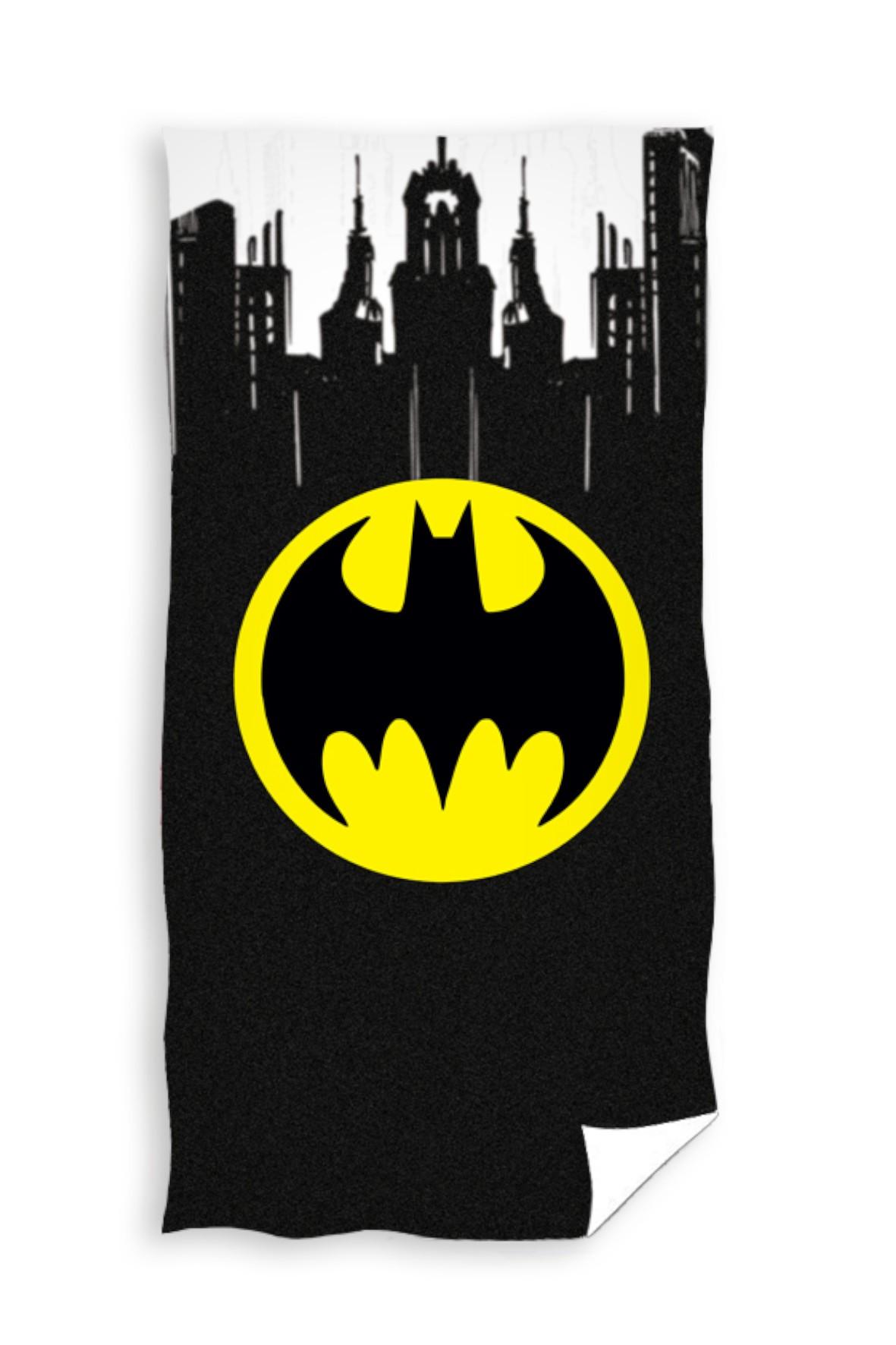 Ręcznik kąpielowy Batman 70x140 cm