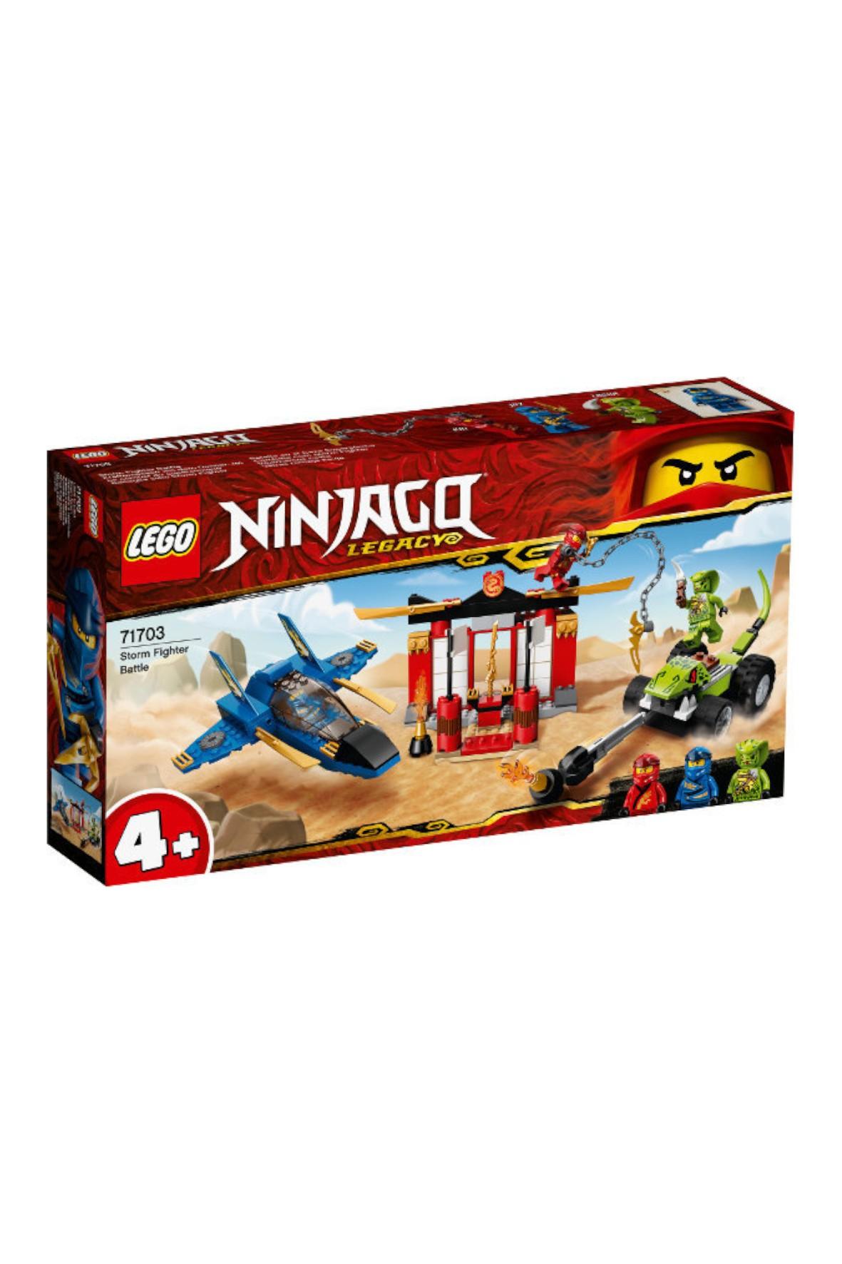 Klocki LEGO® NINJAGO® 71703 - 165 elementów wiek 4+