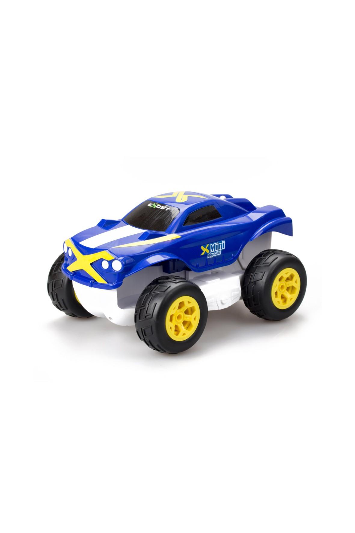 Samochód zdalnie sterowany Exost - Mini Aqua Jet 5+