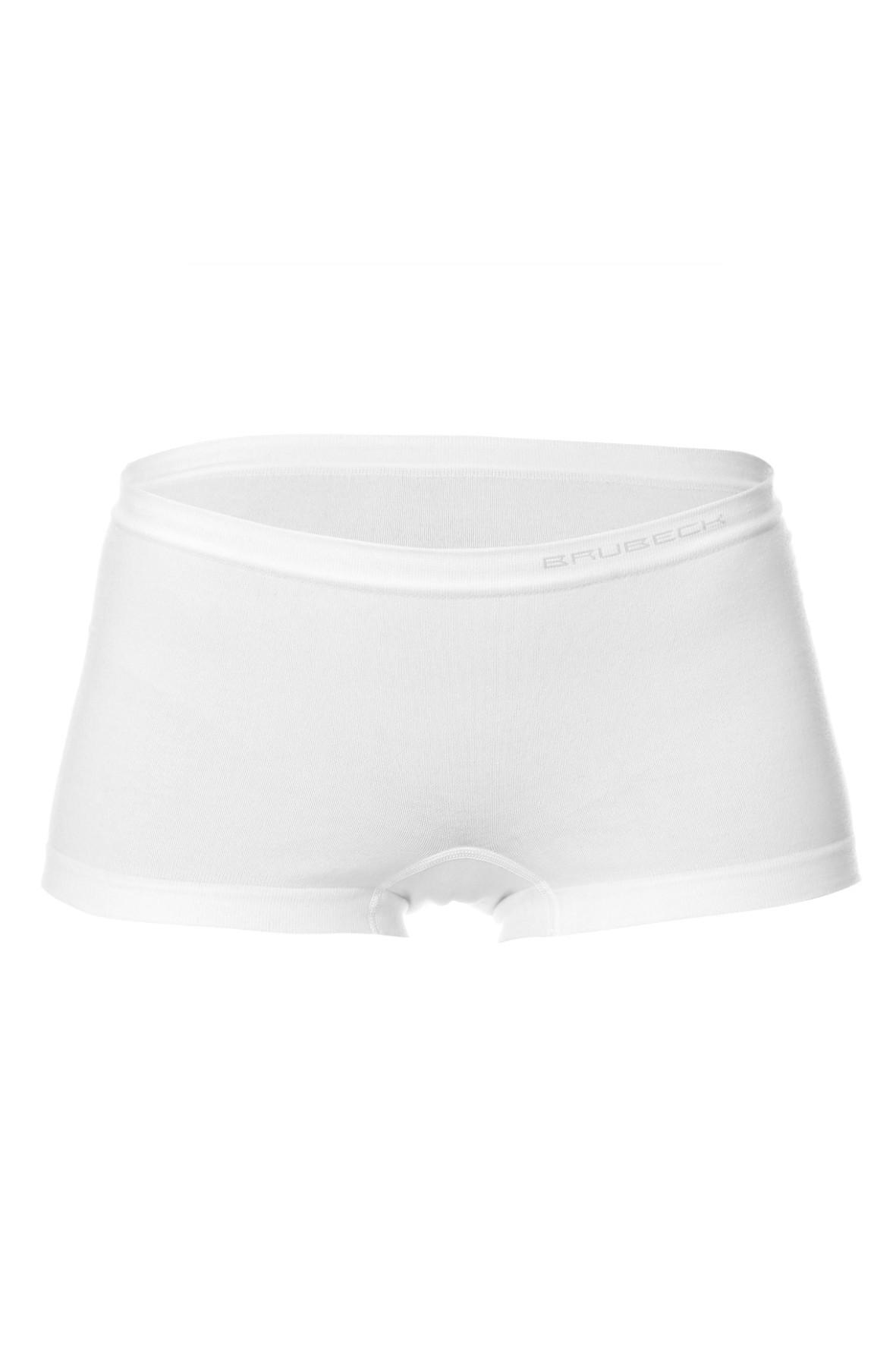 Bokserki damskie COMFORT COTTON kolor biały