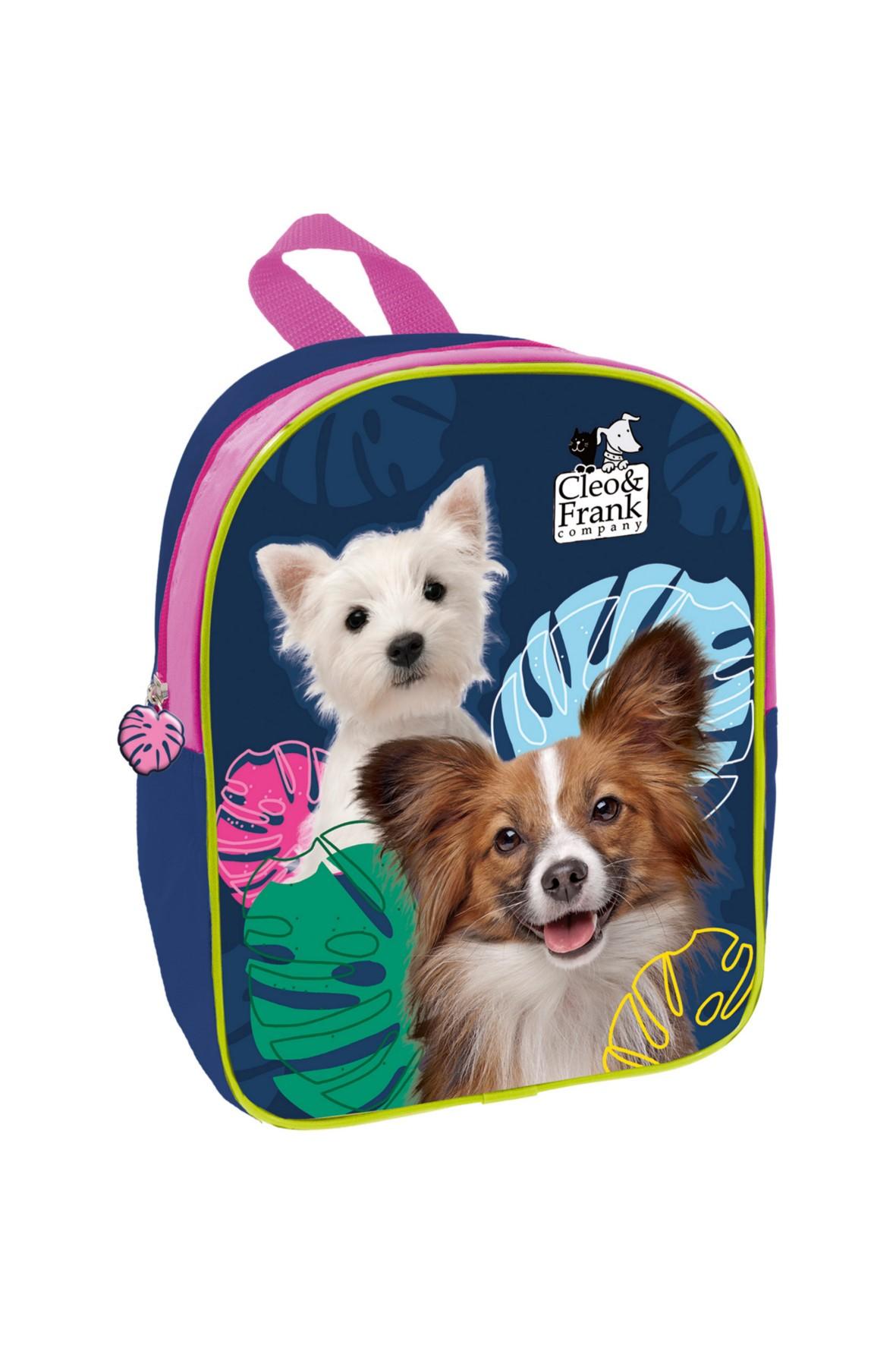 Plecak dla przedszkolaka Cleo i Frank
