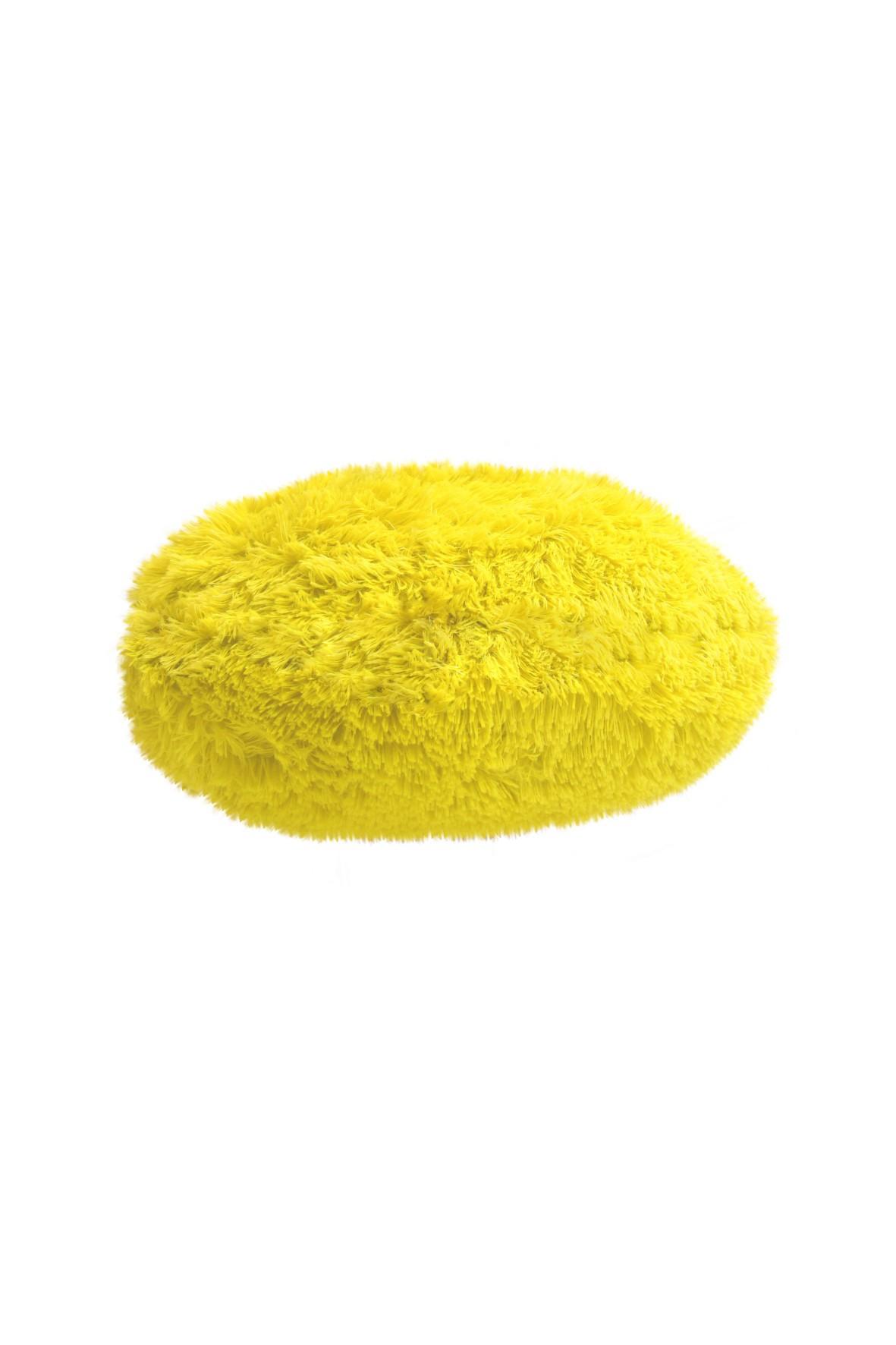 Poduszka Queen żółty