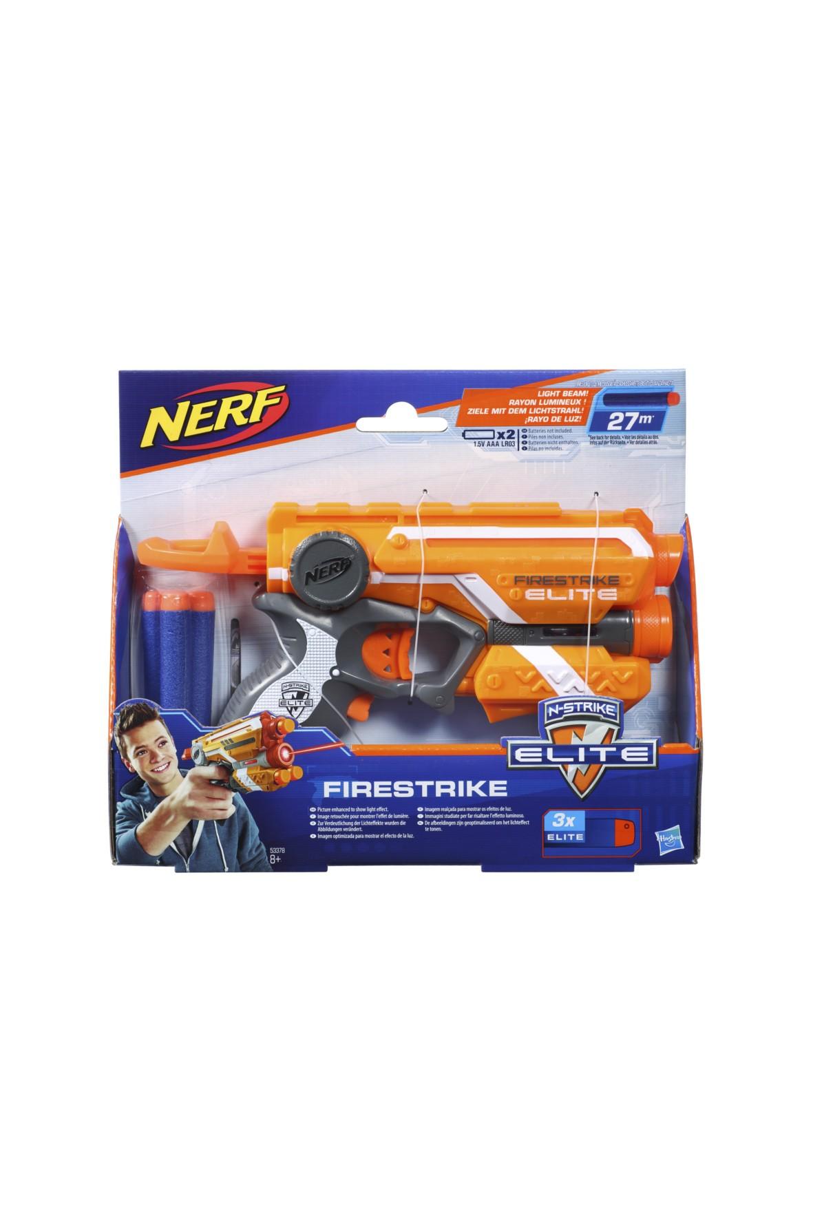 Nerf Elite Firestrike 8+