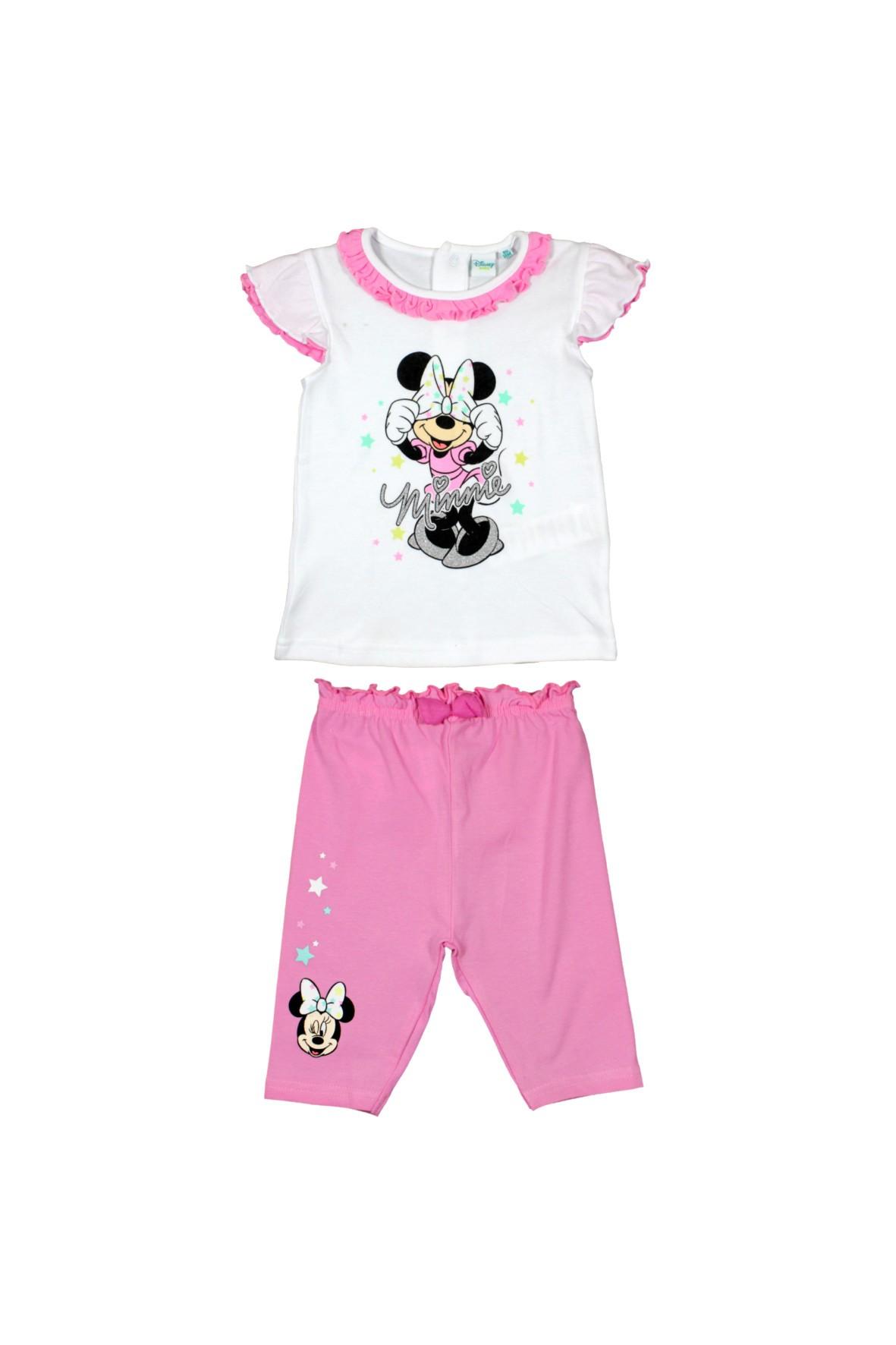 Komplet niemowlęcy Myszka Minnie 5P34CS | Sklep 5.10.15