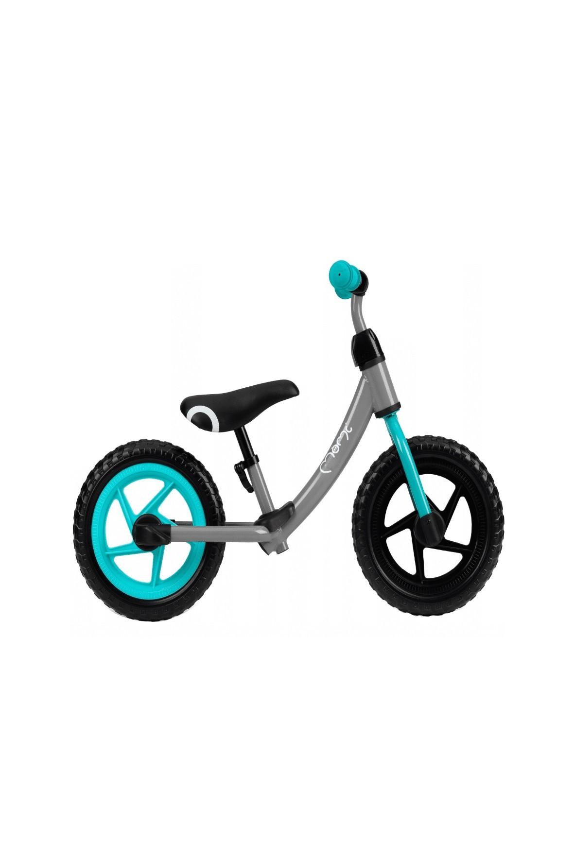ROSS rowerek biegowy szaro - turkusowy
