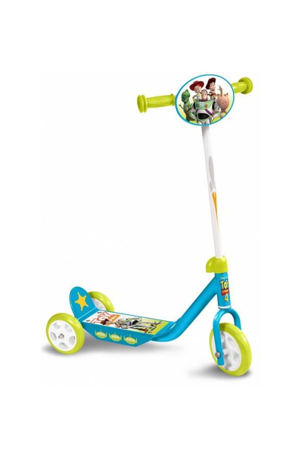 Hulajnoga chłopięca 3kołowa Toy Story