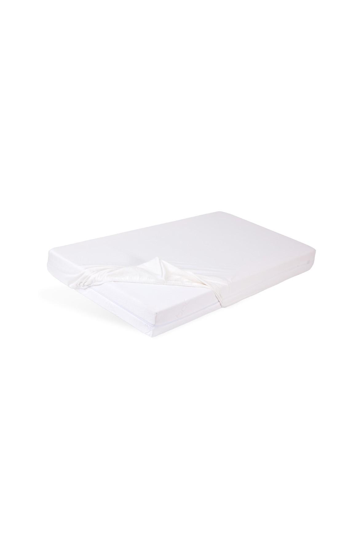 Podkład higieniczny - prześcieradło nieprzemakalne białe 70x140cm