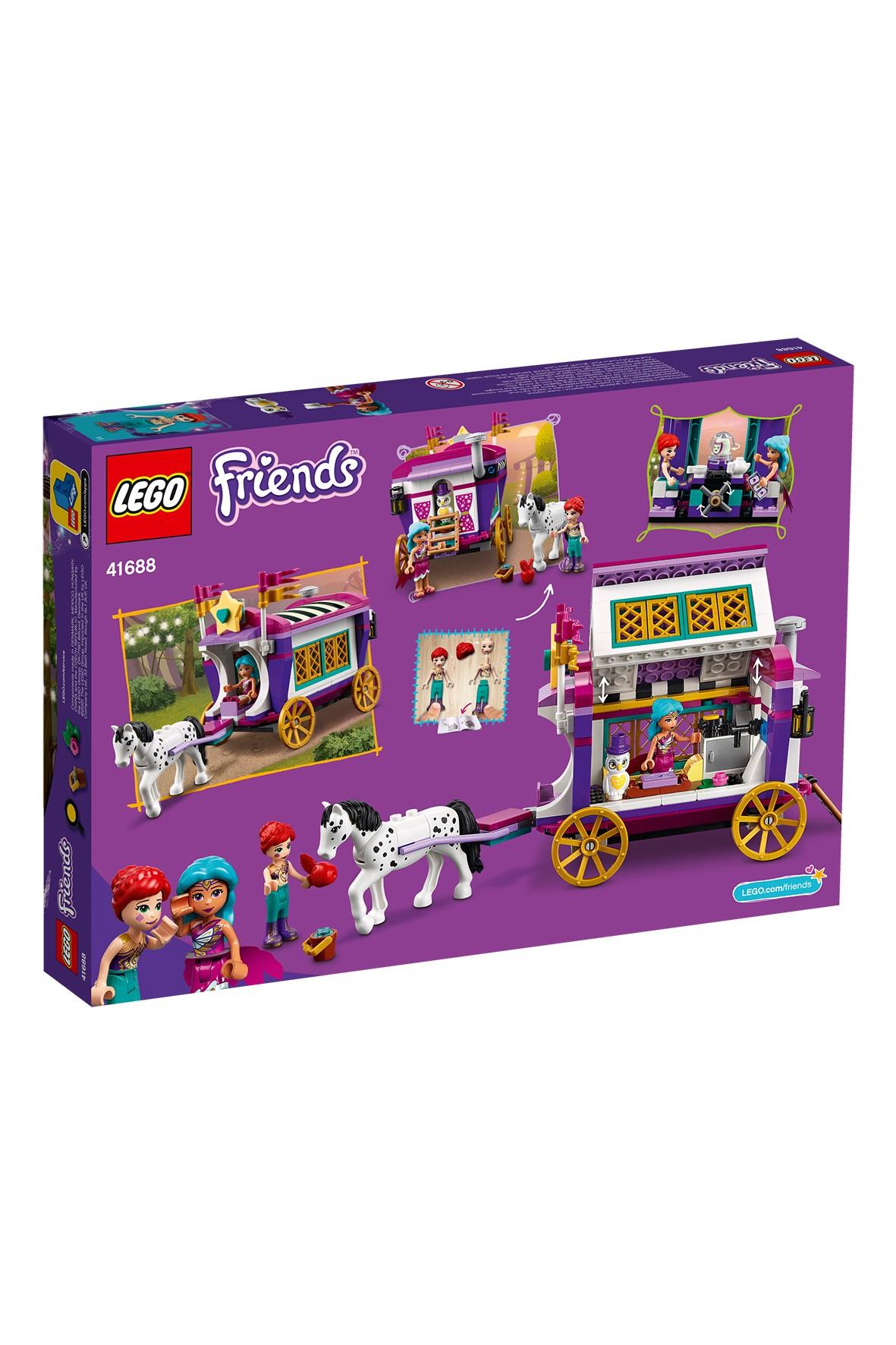 LEGO® Friends  Magiczny wóz 41688 -  348 elementów, wiek 7+
