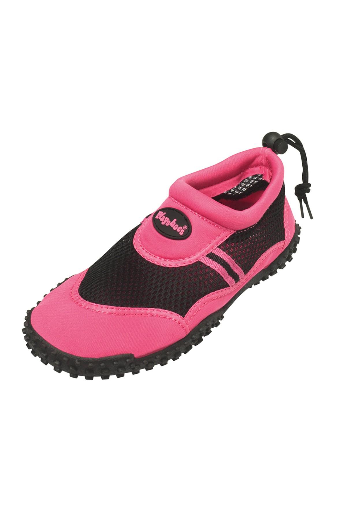 Buty kąpielowe różowe