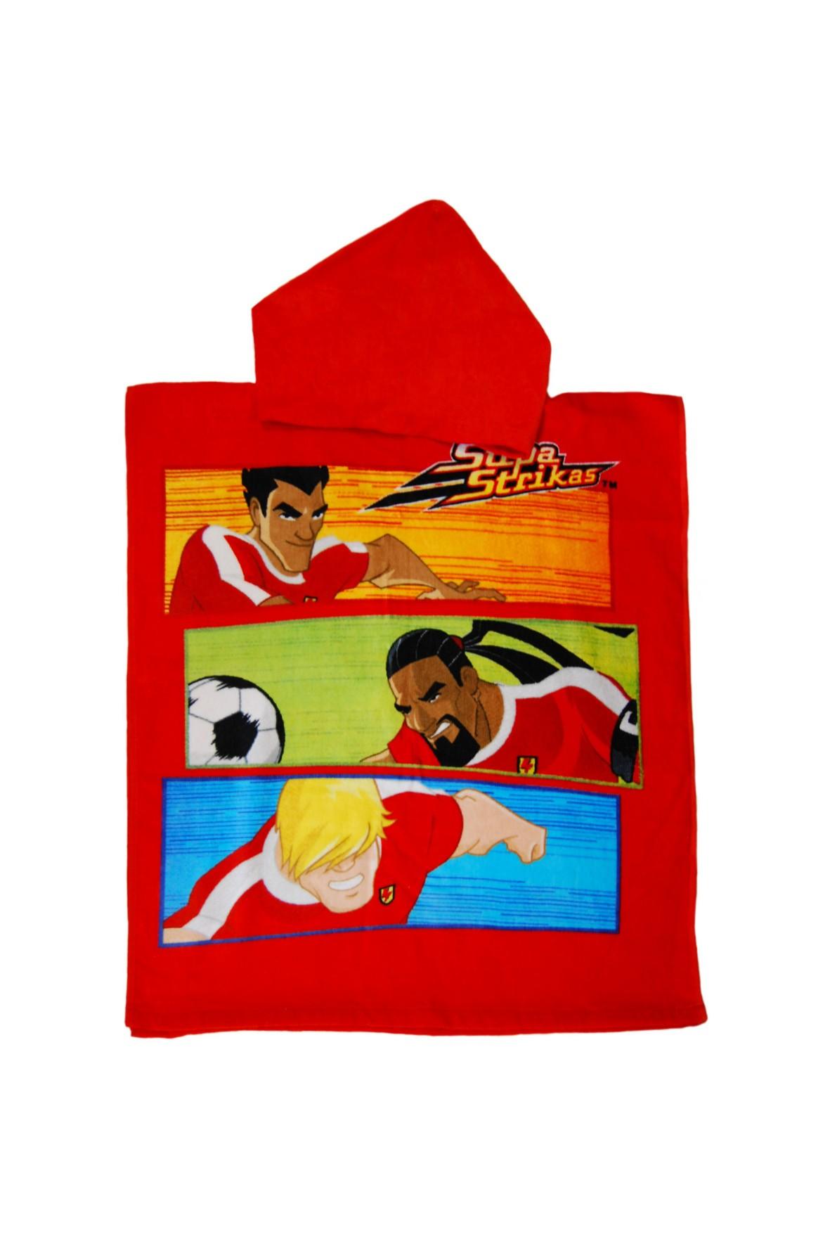 Ręcznik poncho Supastrikas