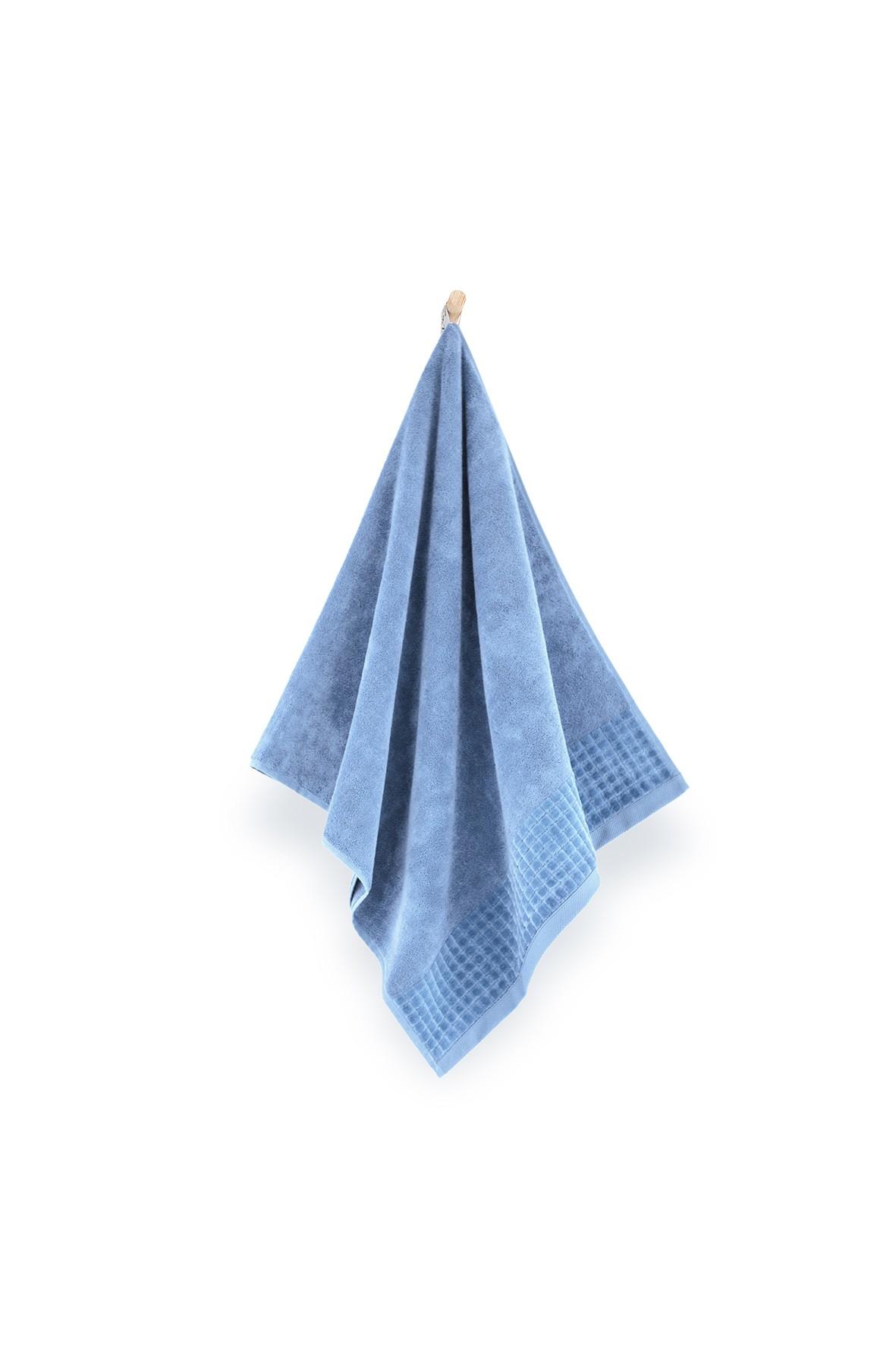 Ręcznik Paulo z bawełny egipskiej 70x140 cm opal