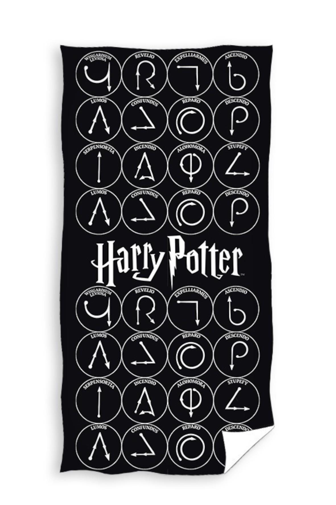 Harry Potter ręcznik kąpielowy 70x140cm