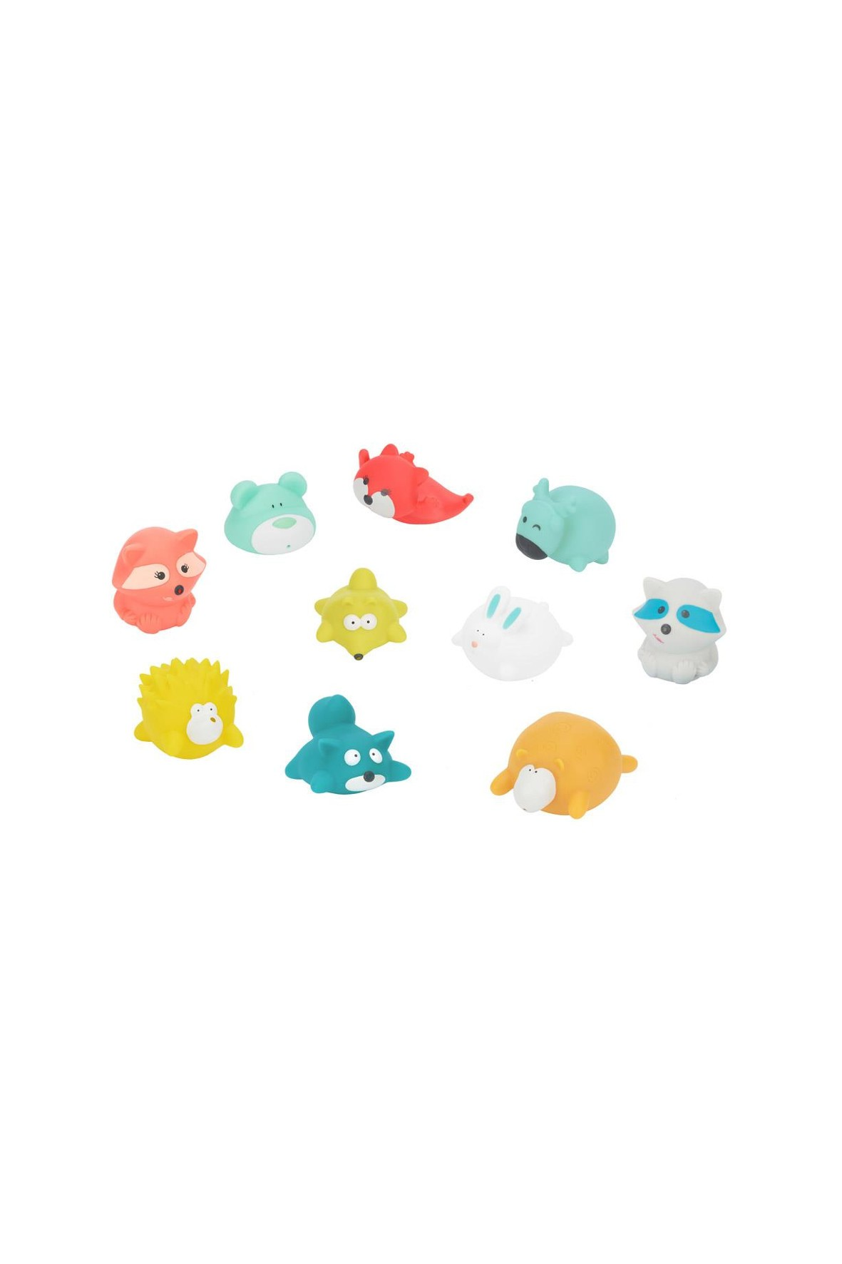 Zabawki do kąpieli Montain x10