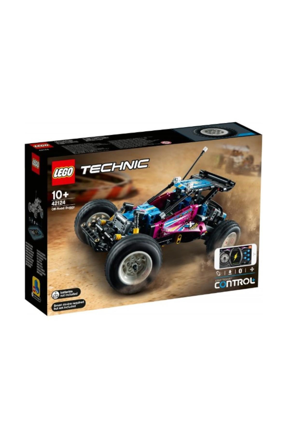 Klocki LEGO® Technic 42124 wiek 10+ - 374 elementów
