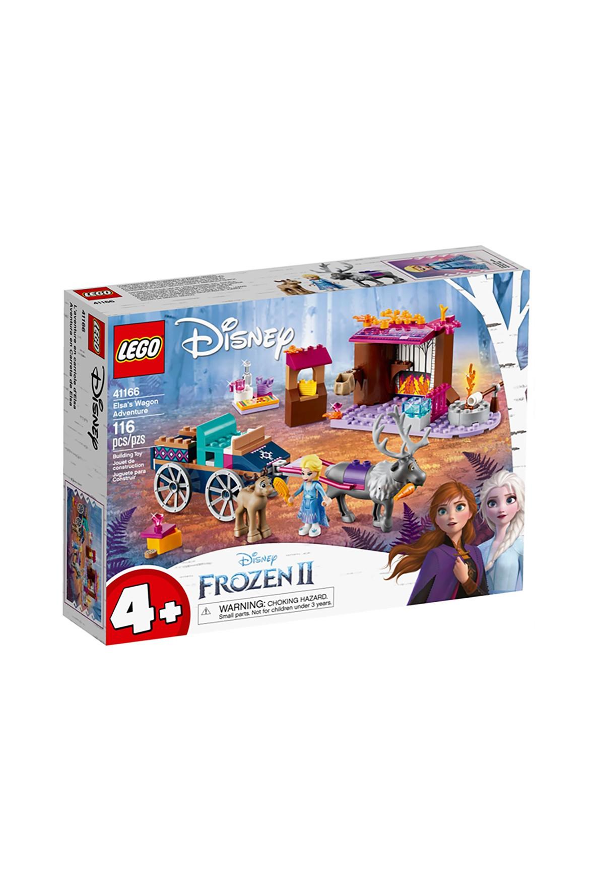LEGO® Disney Wyprawa Elsy 41166 wiek 4+