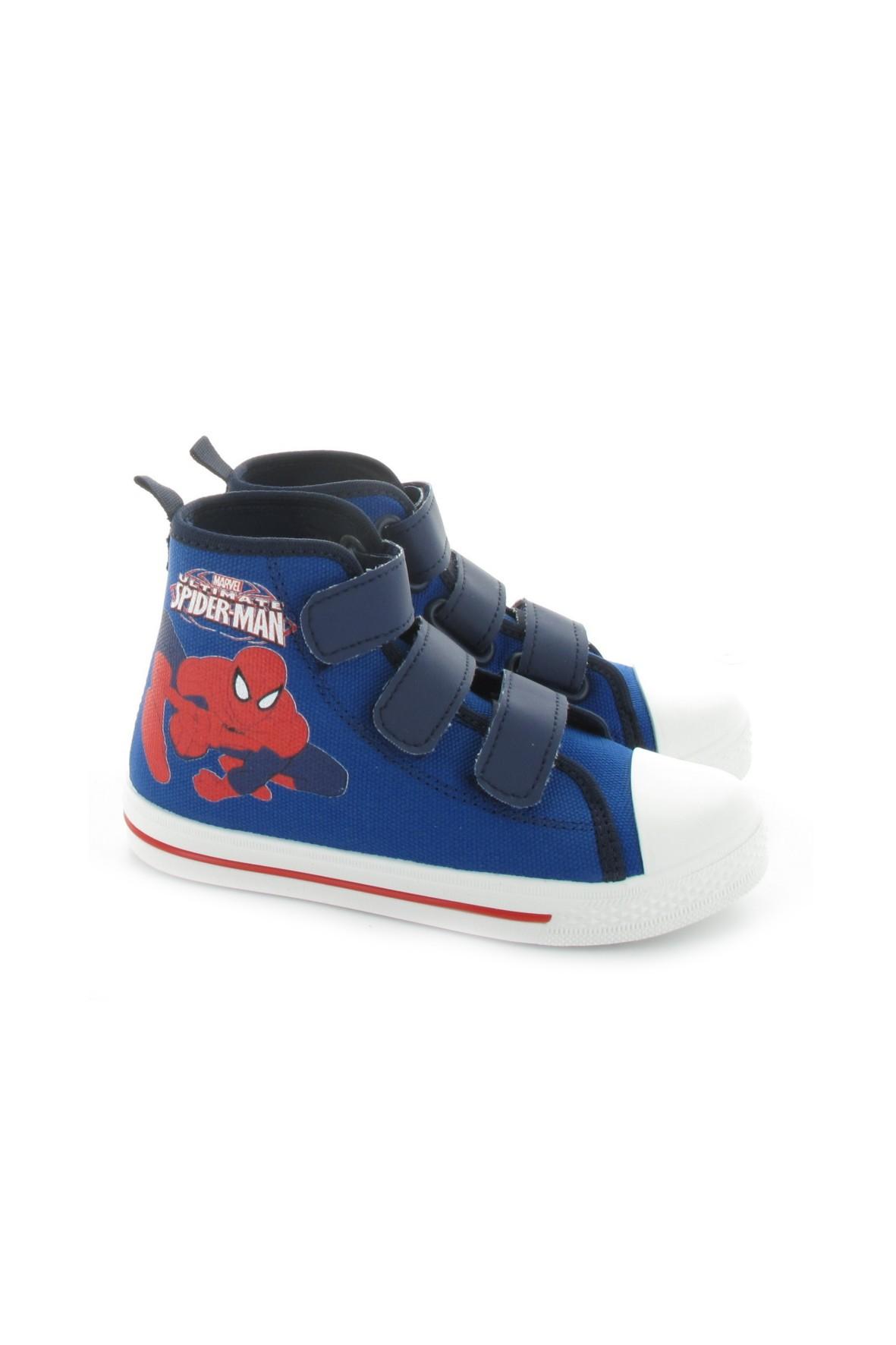 Trampki chłopięce Spiderman