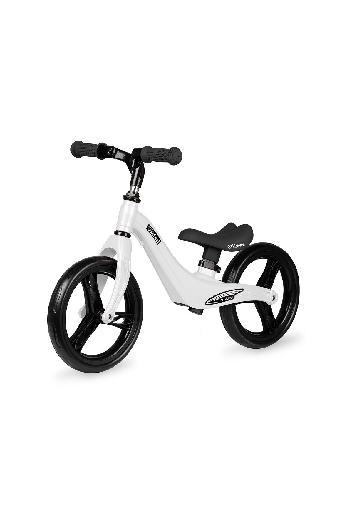 Rower biegowy dla dziecka Force biały do 25kg