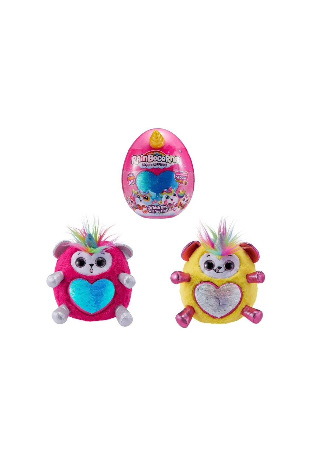 Rainbocorns Małpka- jajko niespodzianka