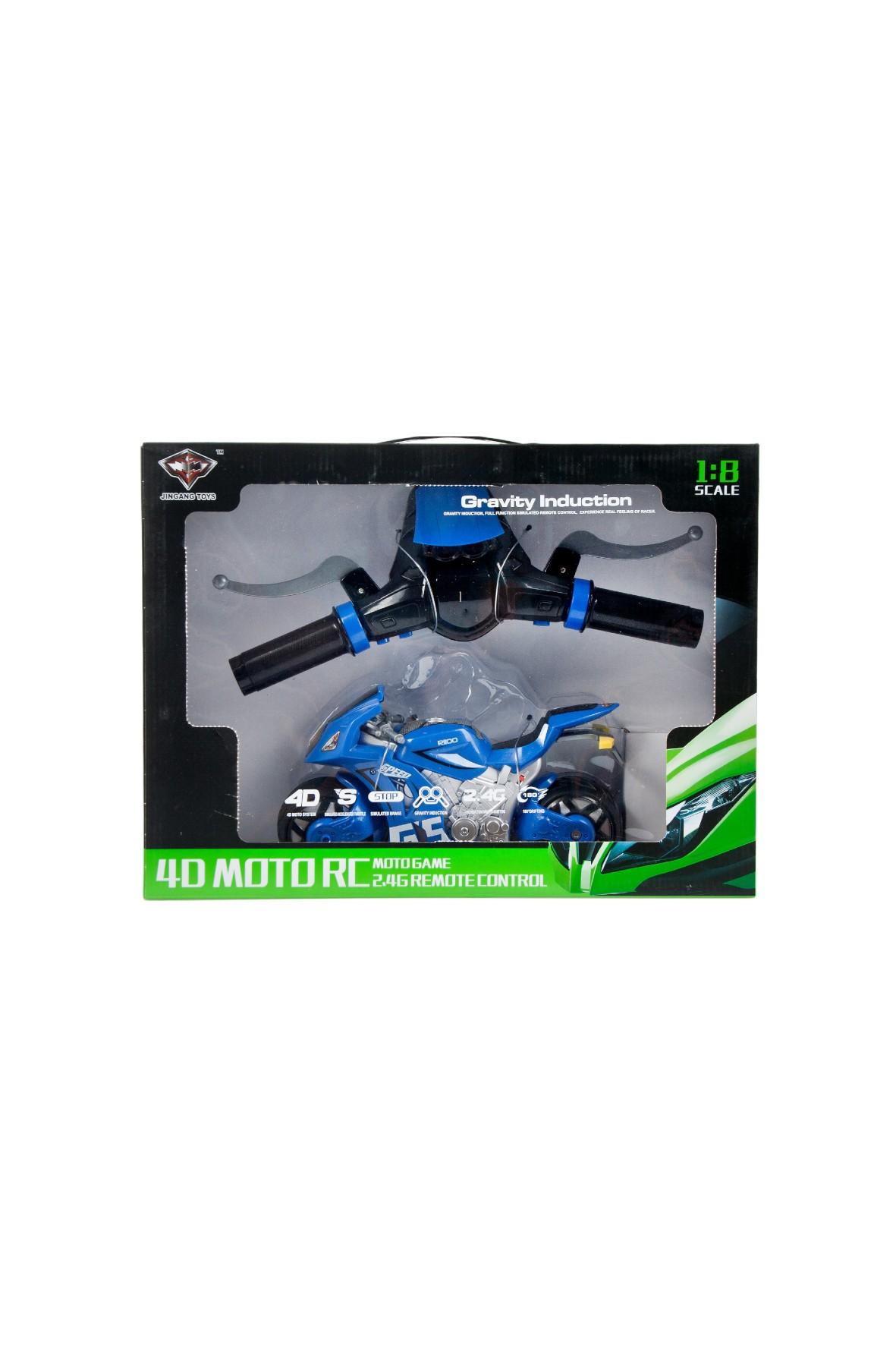 MC Motocykl 4D z symulatorem