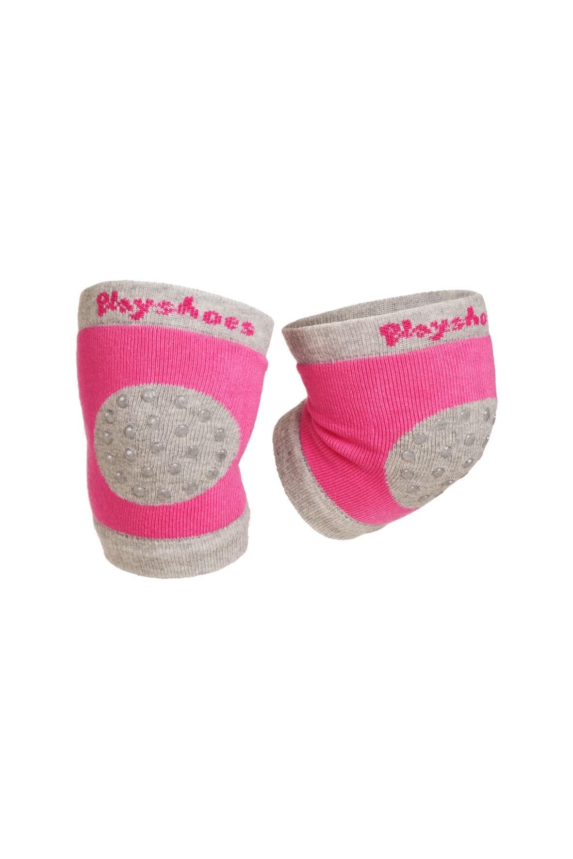 Ochraniacze na kolana różowe
