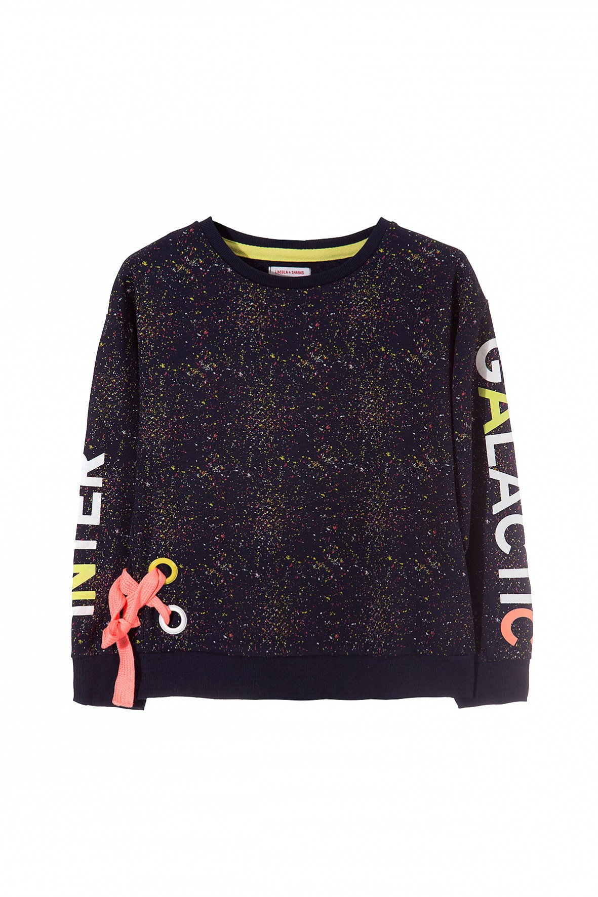 Bluza dresowa dziewczęca 4F3404