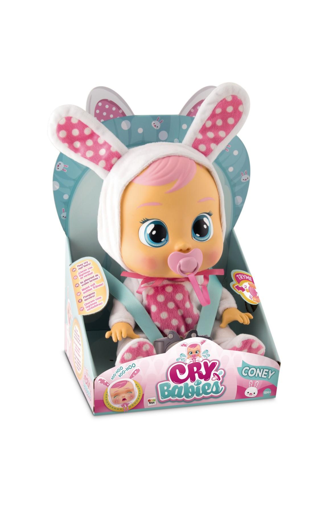 Lalka Cry Babies Króliczek 3Y33HG