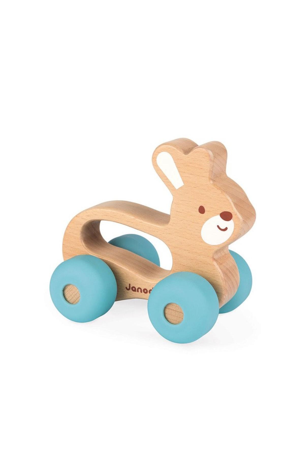 Królik pojazd Baby Pop Janod 12msc+