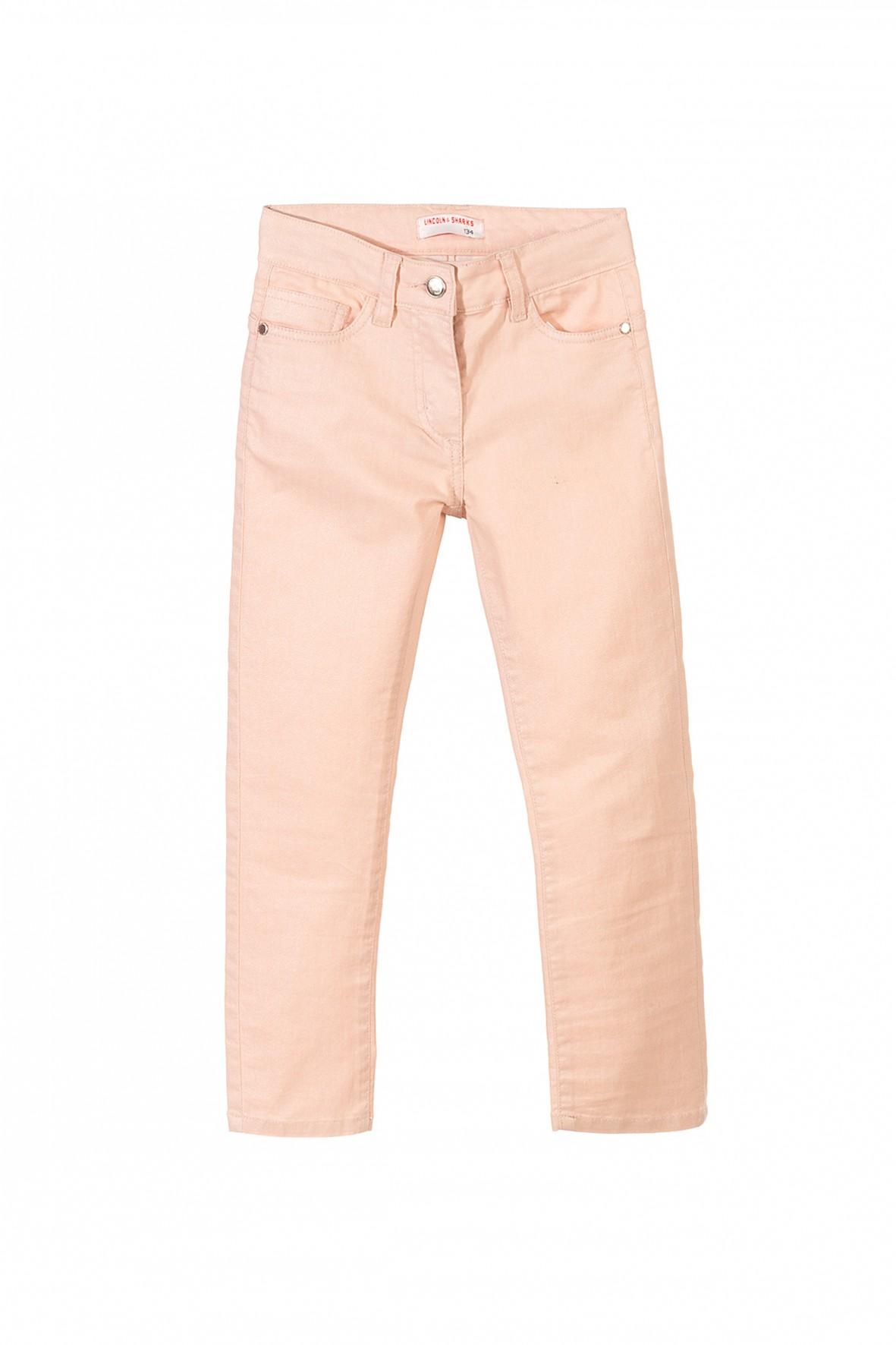 Spodnie dziewczęce 4L3202