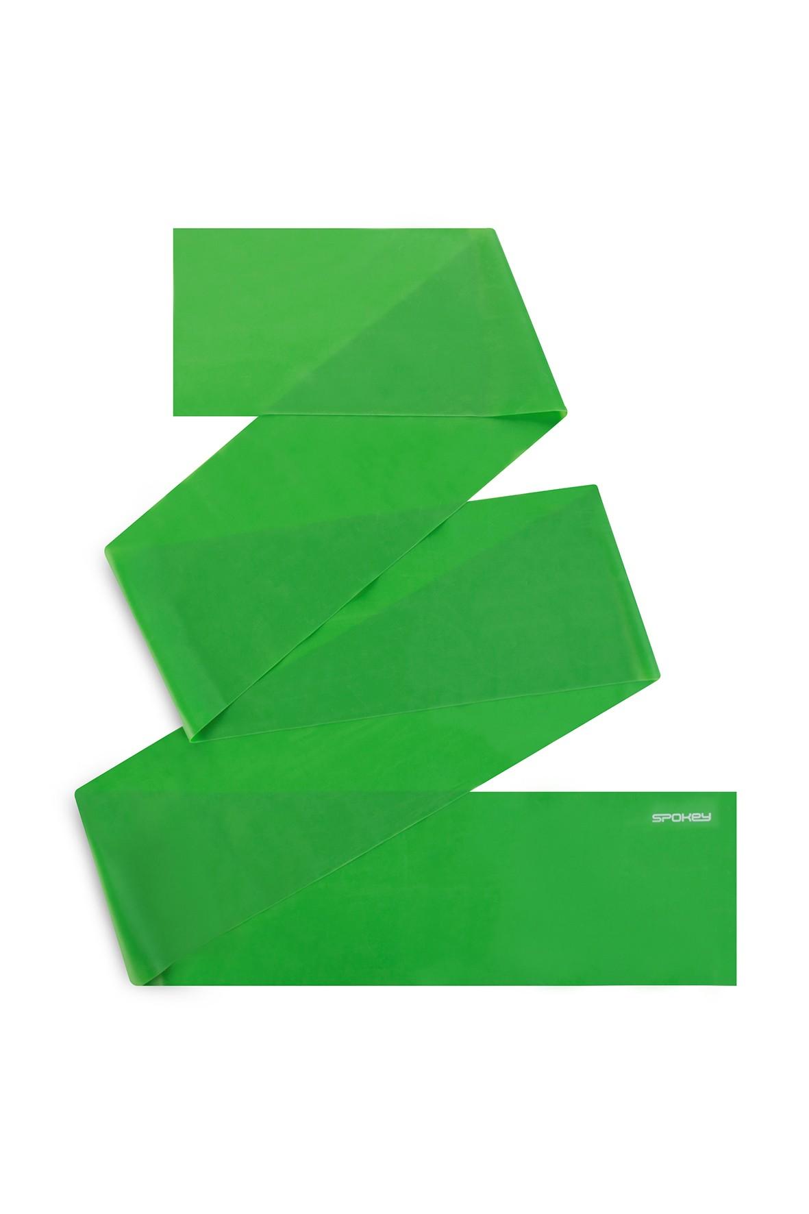 Guma do ćwiczeń RIBBON II fit. Medium- zielona
