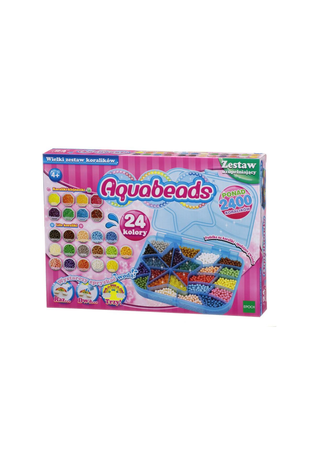 Aquabeads Wielki zestaw koralików