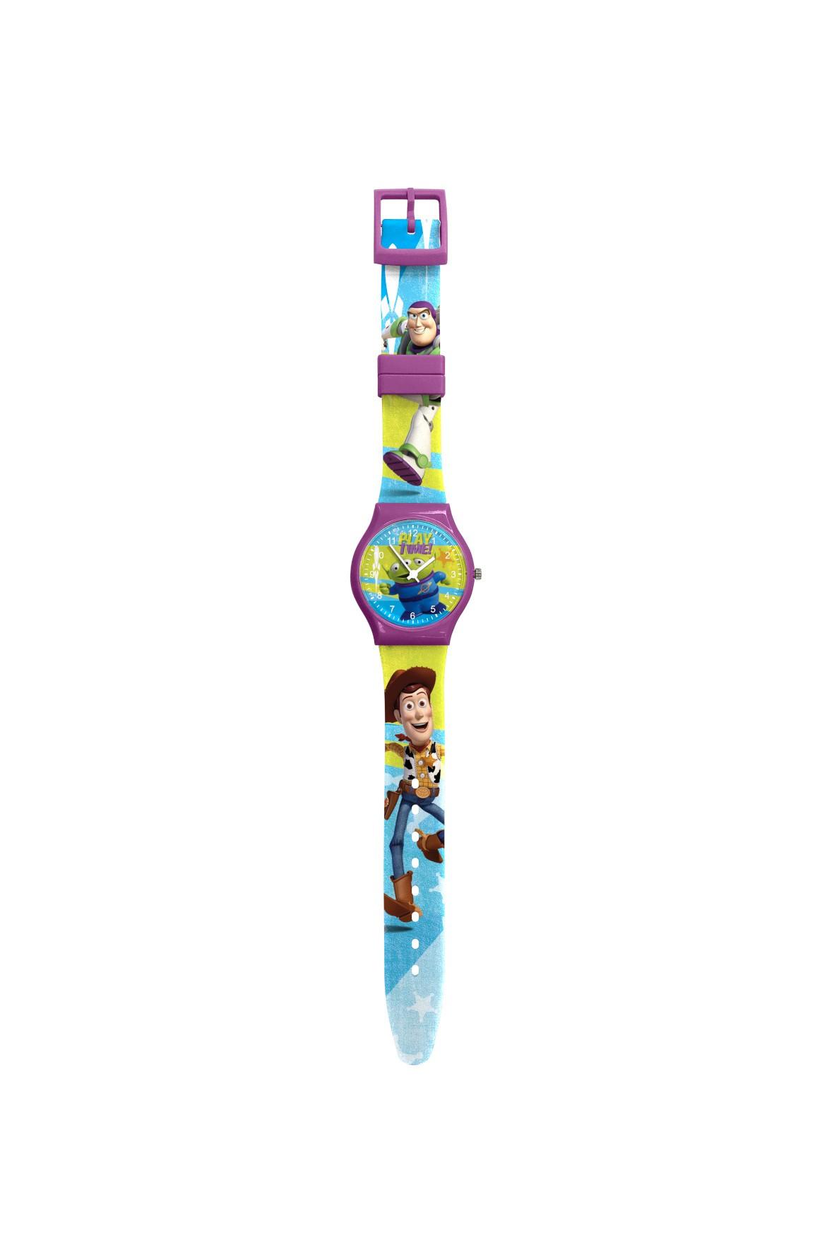 Zegarek analogowy slim Toy Story