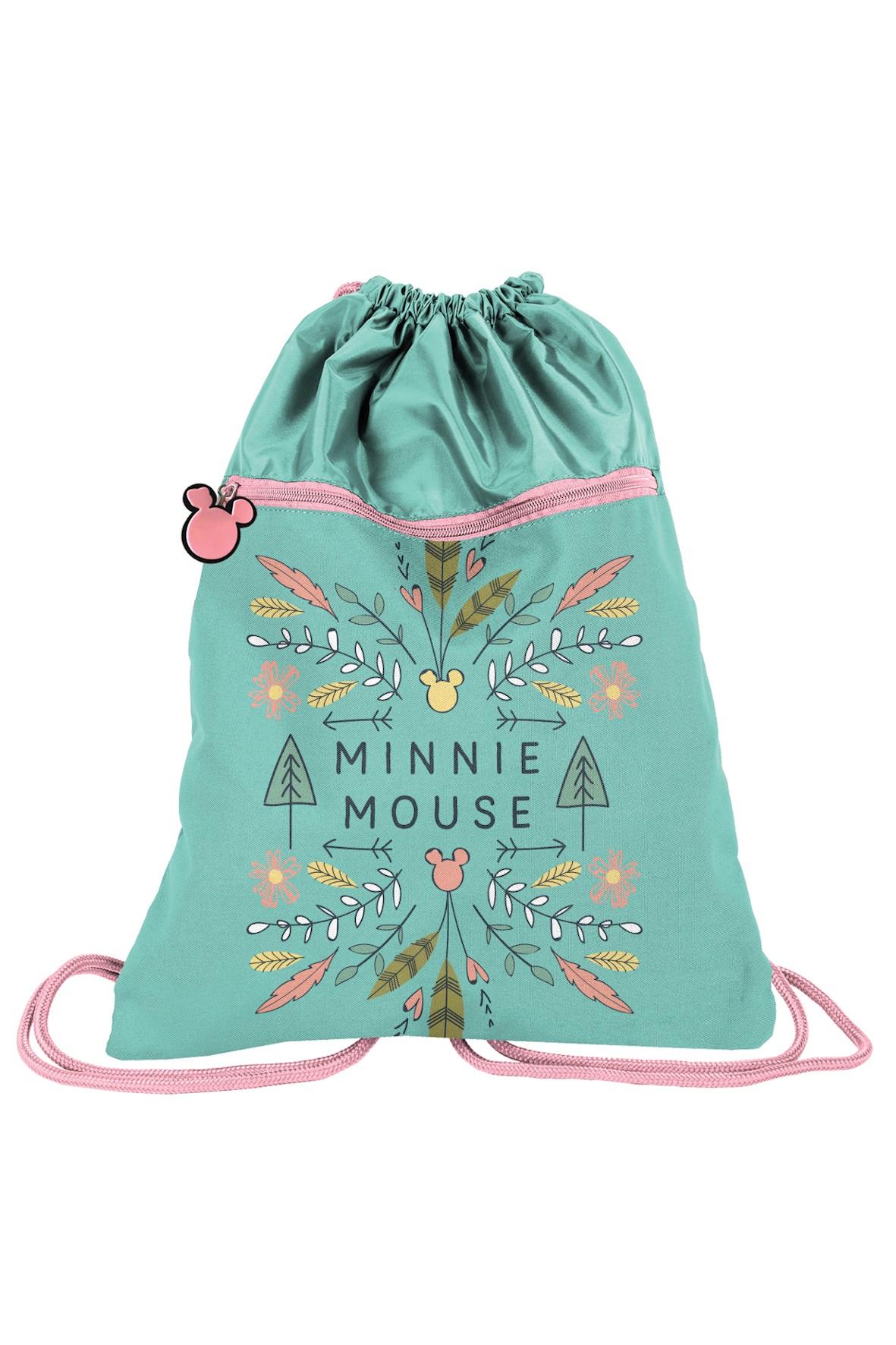 Worek na buty premium Myszka Minnie