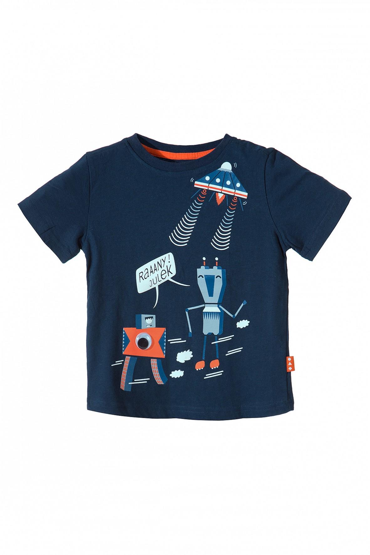 T-shirt chłopięcy 1I3314