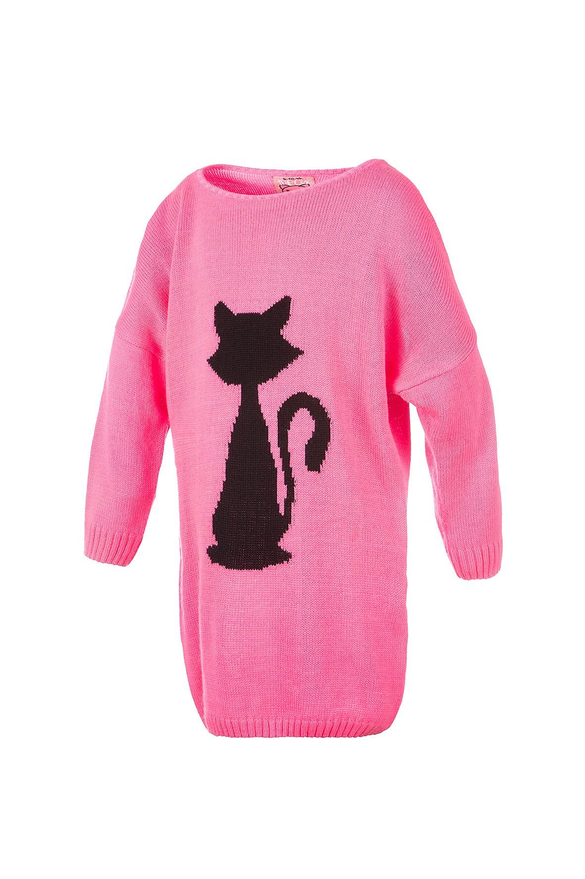 Sweter Dziewczęcy 4C2710