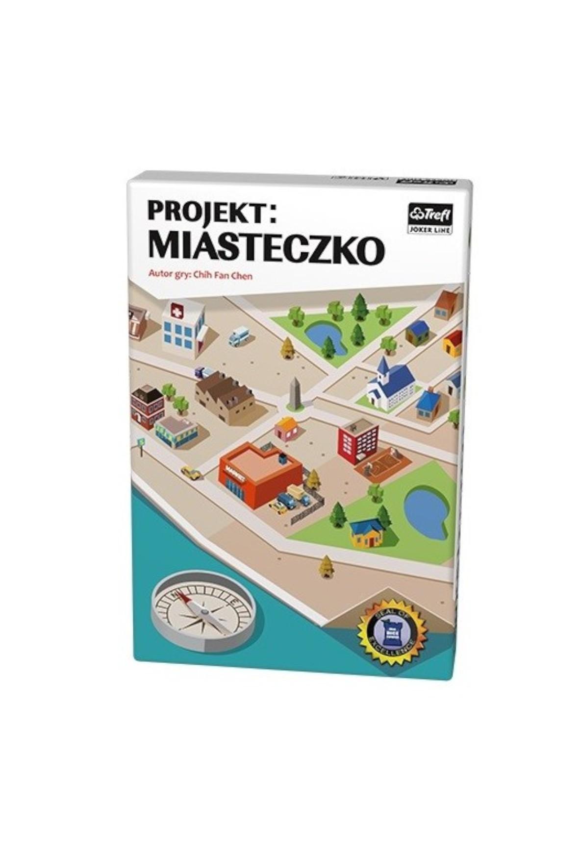Gra karciana Projekt miasteczko