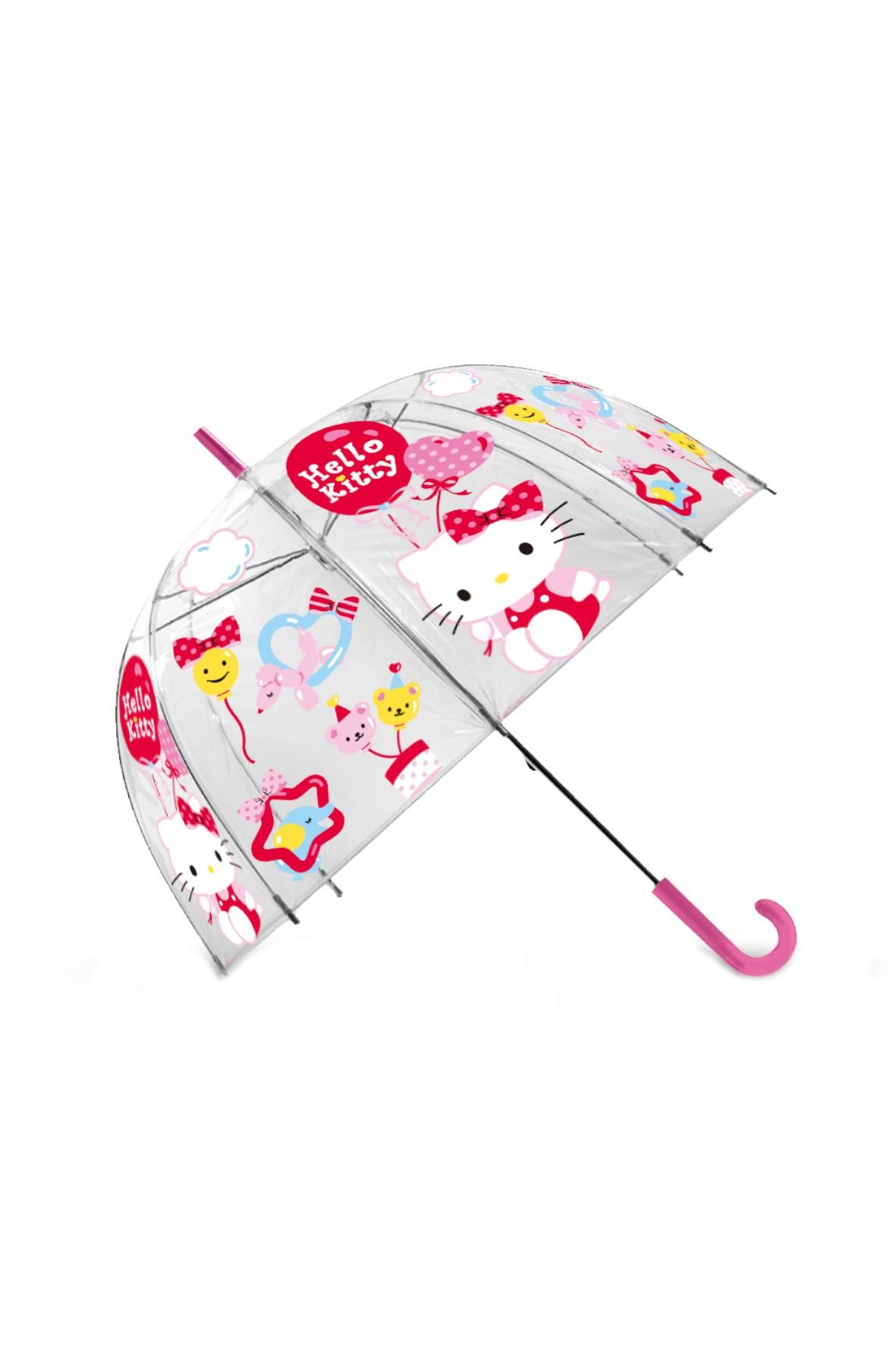 Parasolka przezroczysta Hello Kitty