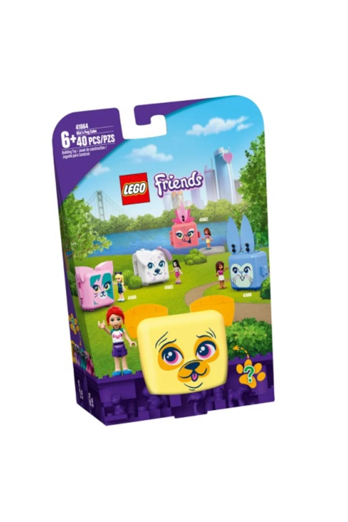 LEGO® Friends Kostka Mii z mopsem 40el- wiek 6+