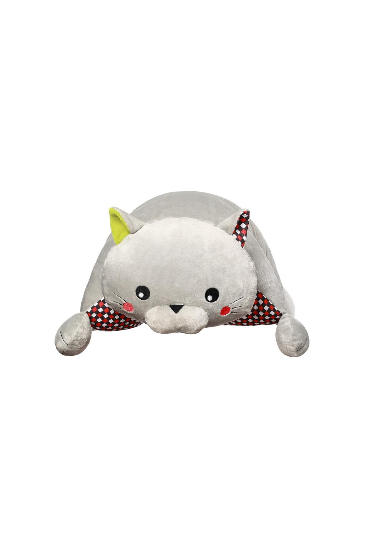 Przytulanka dla niemowląt poduszka Kot Bruno