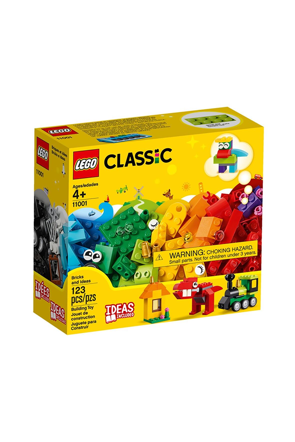 LEGO® Classic Klocki + pomysły 11001 wiek 4+