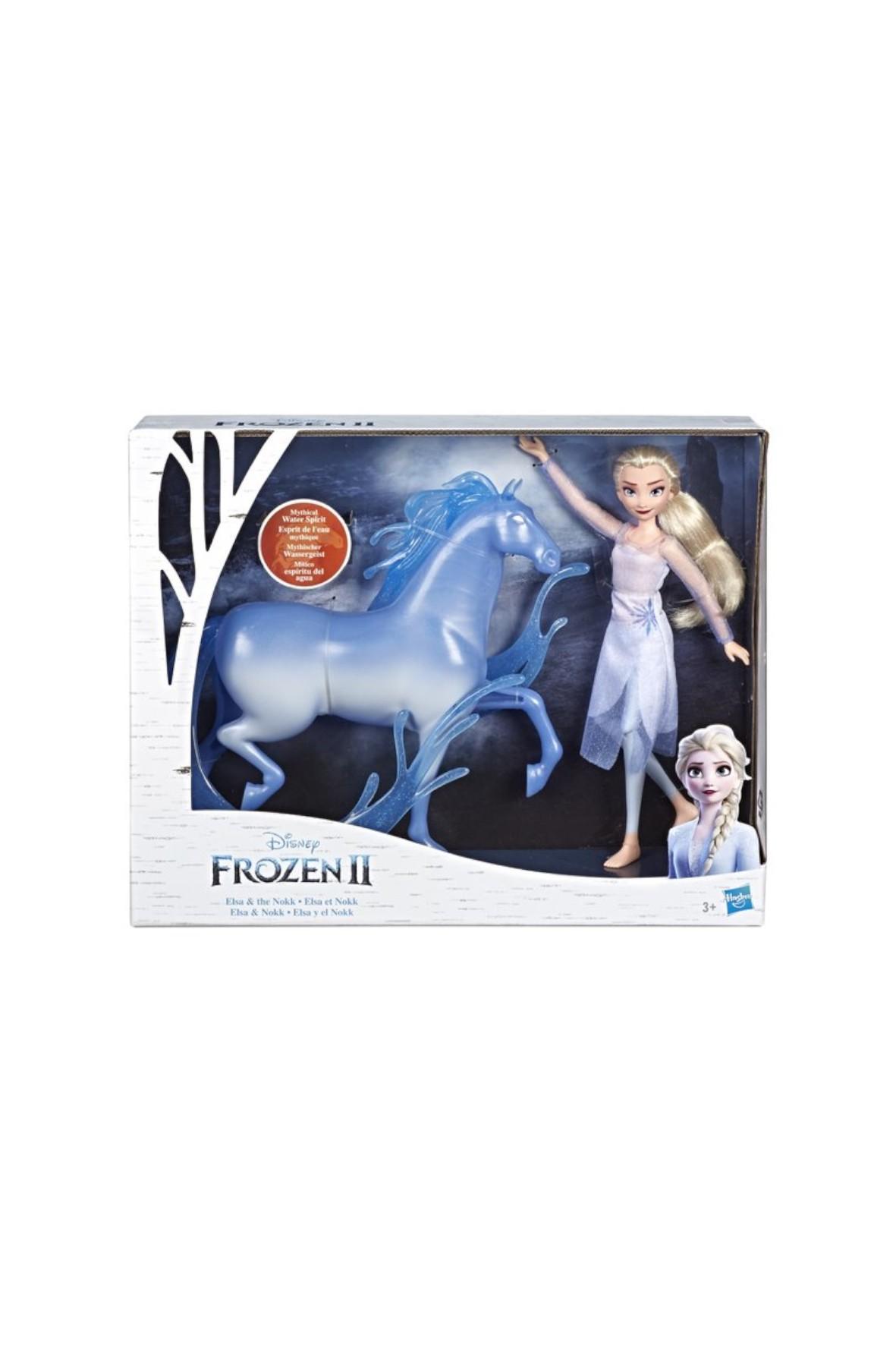 Frozen 2 - Nokk i Elsa 3+
