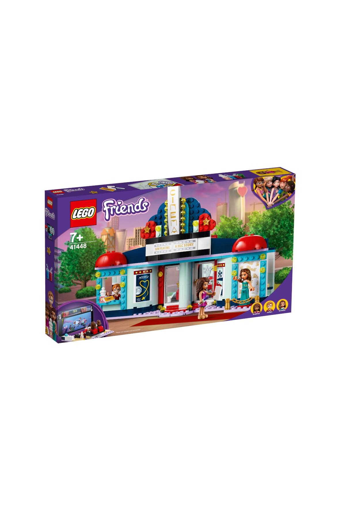 LEGO Friends -  Kino w Heartlake City - 451 el