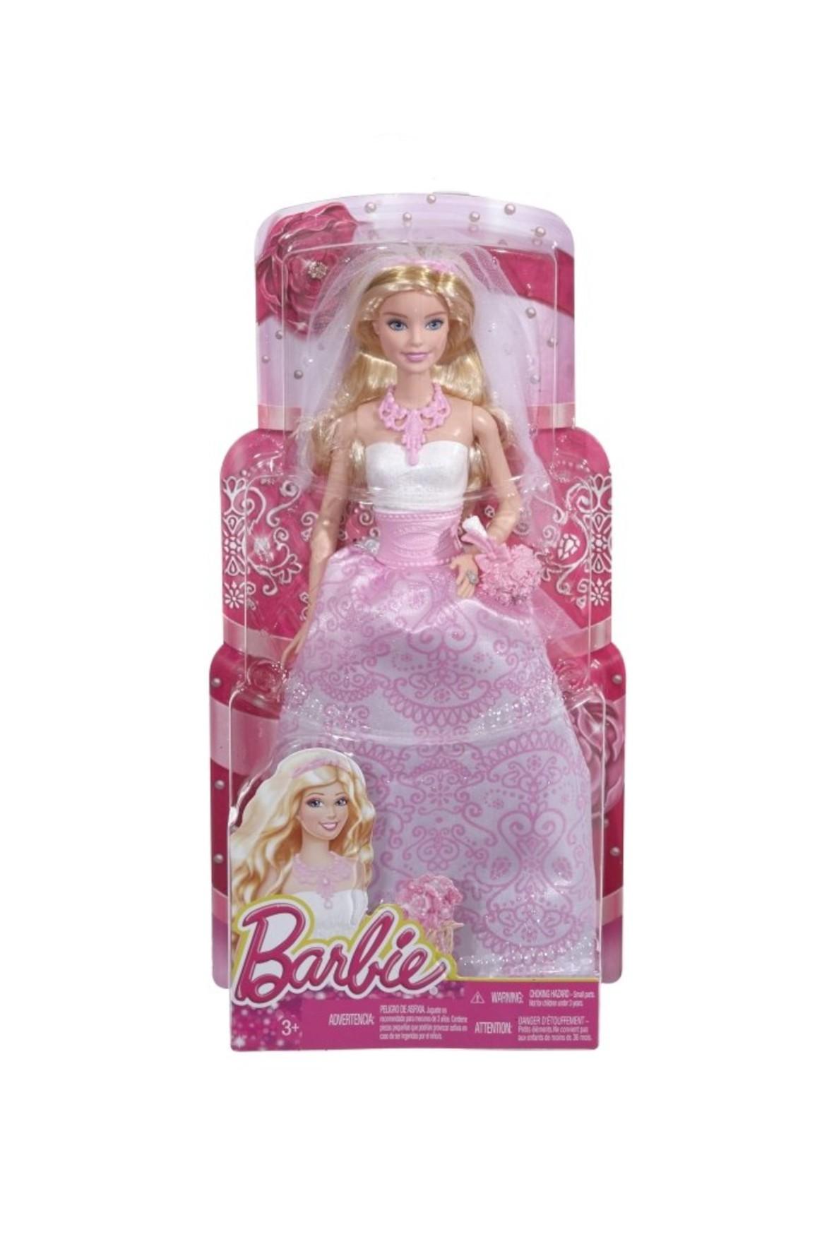 Barbie - Lalka Panna młoda wiek 3+
