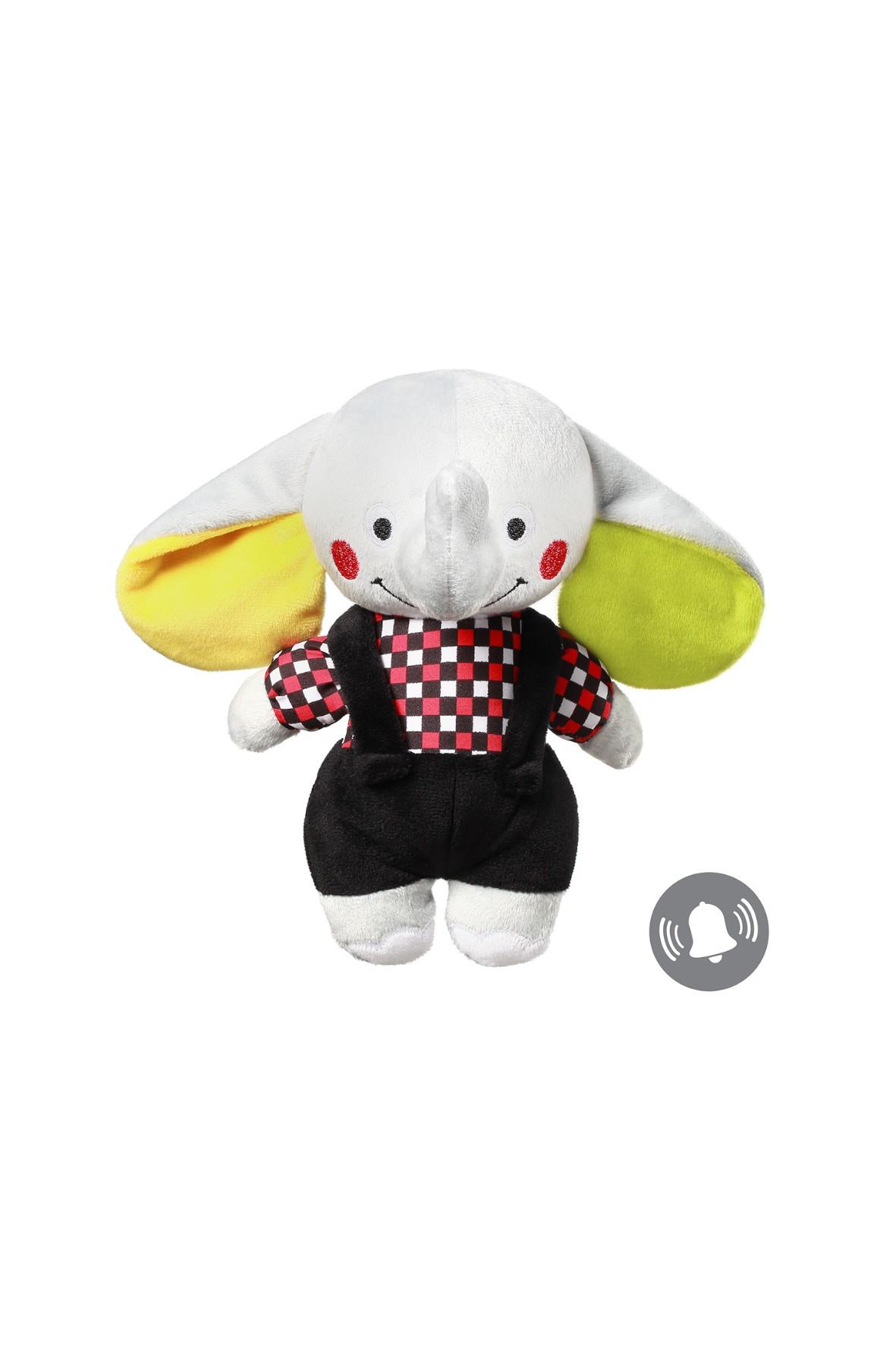 Przytulanka dla niemowląt Słoń Andy- babyono
