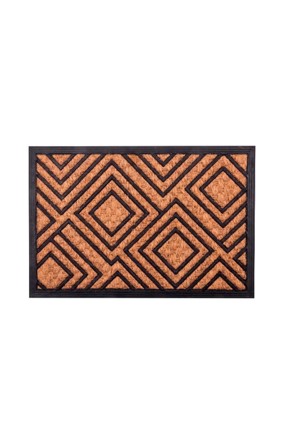 Wycieraczka prostokątna- motyw graficzny 60x40 cm
