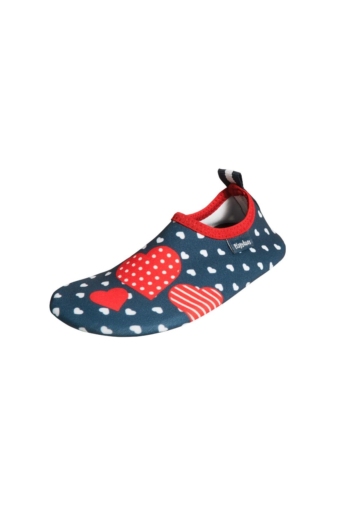 Buty kąpielowe dla dziewczynki z filtrem UV50+