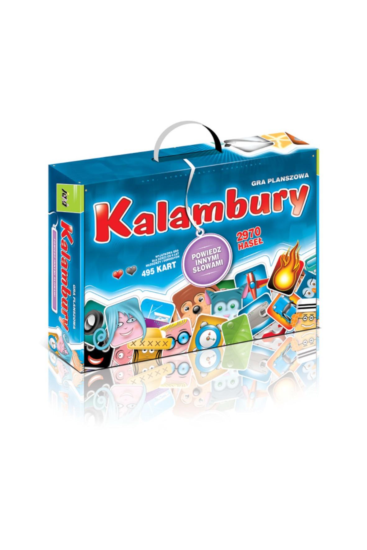 Gra planszowa Kalambury 7+