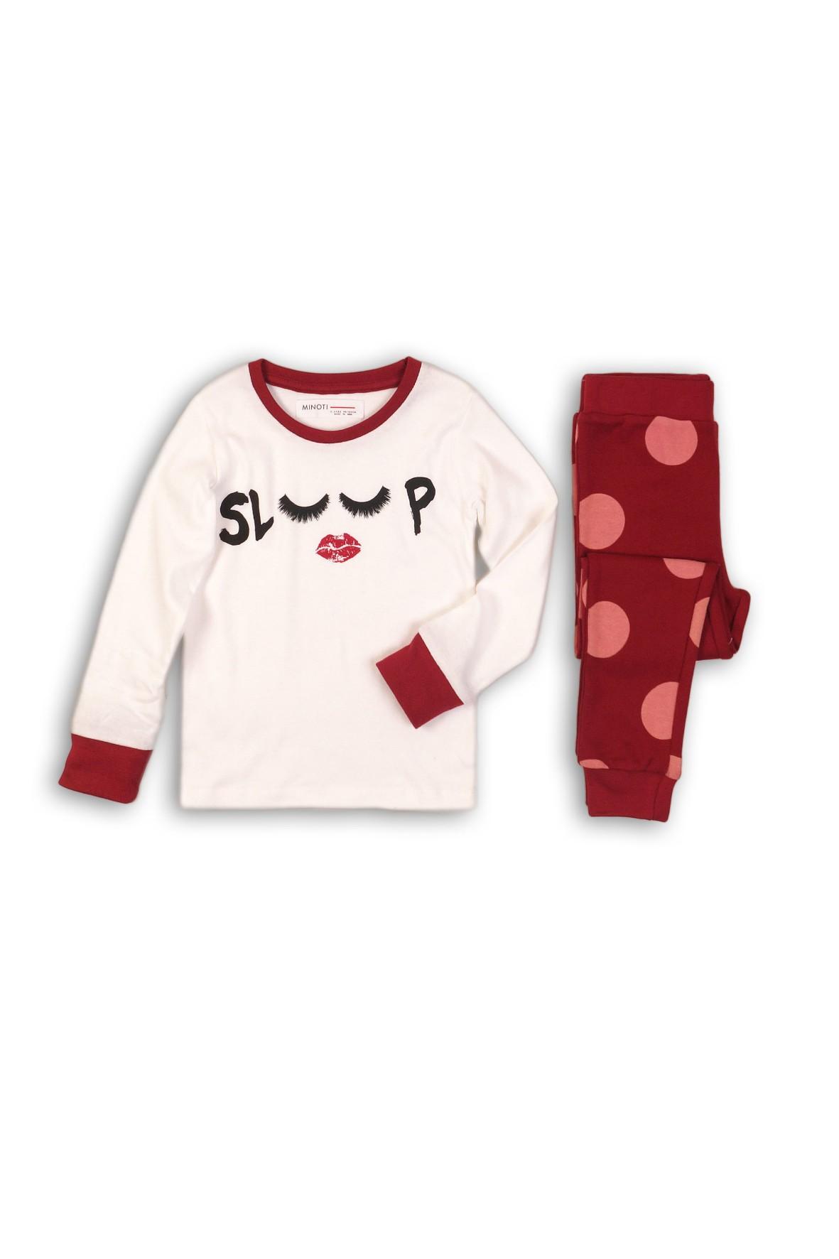 Piżama dziewczęca 100% bawełna