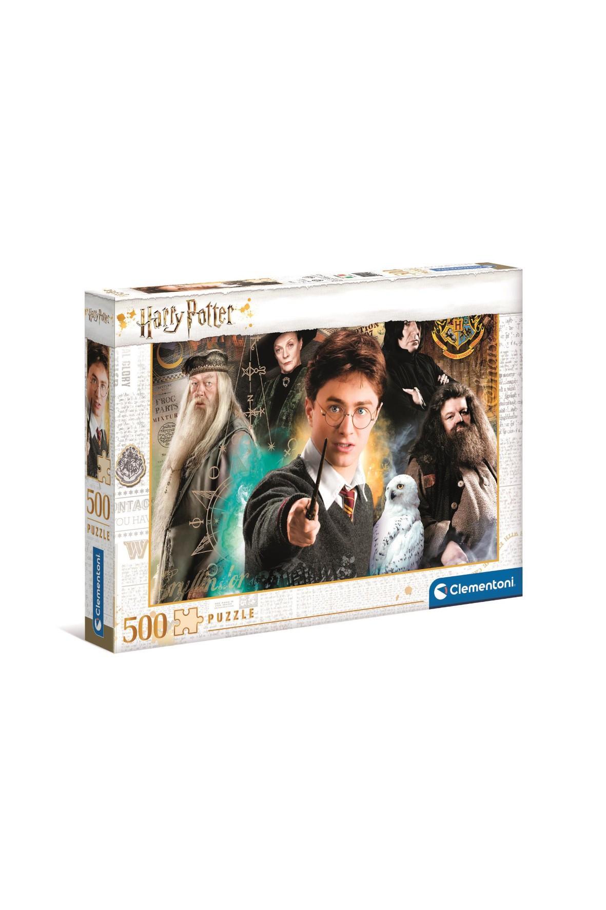 Puzzle Harry Potter Clementoni - 500 elementów