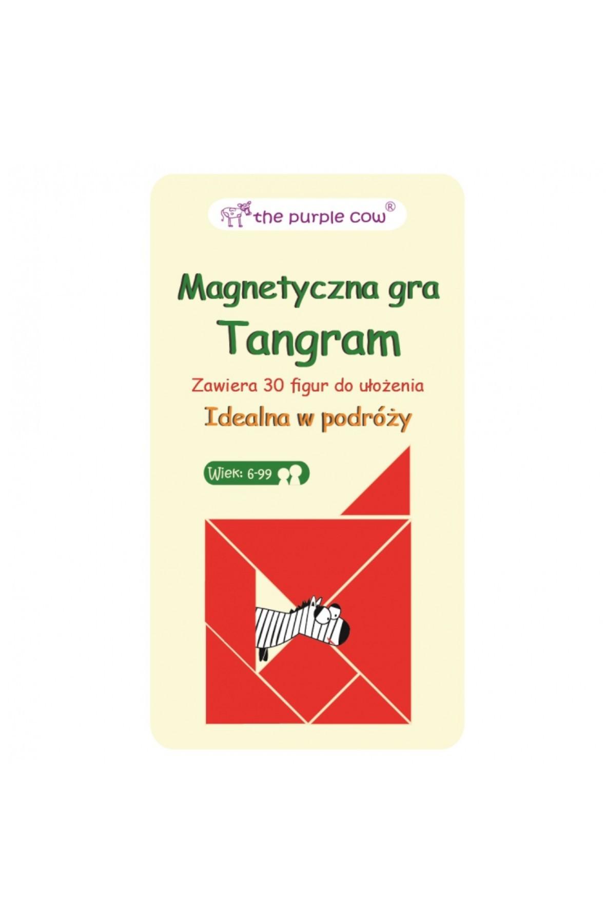 Gra magnetyczna Tangram